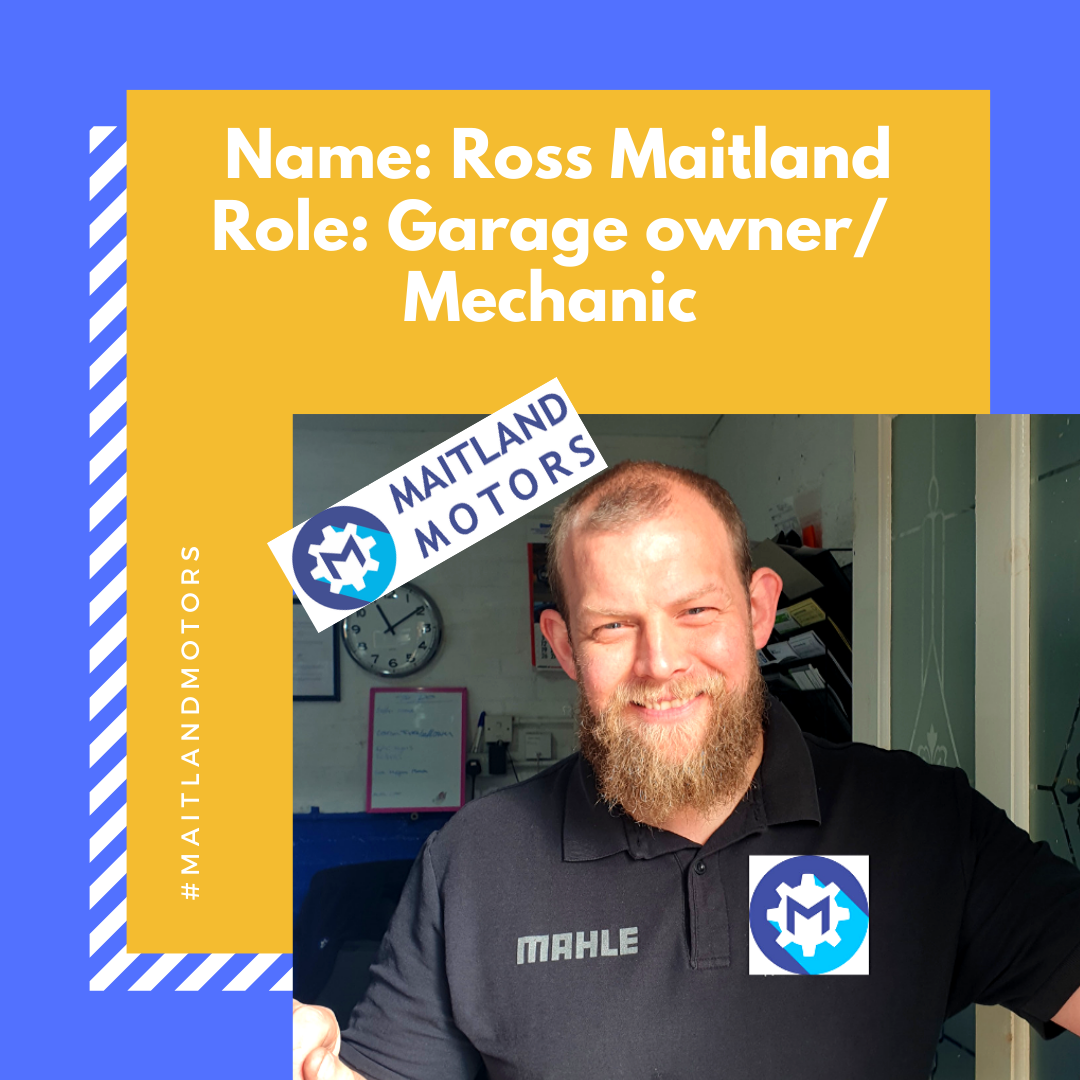 Behind the scenes at Maitland Motors: Meet the team, Ross.