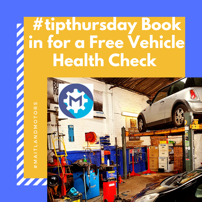 Get Winter Ready with a Free Vehicle Health Check