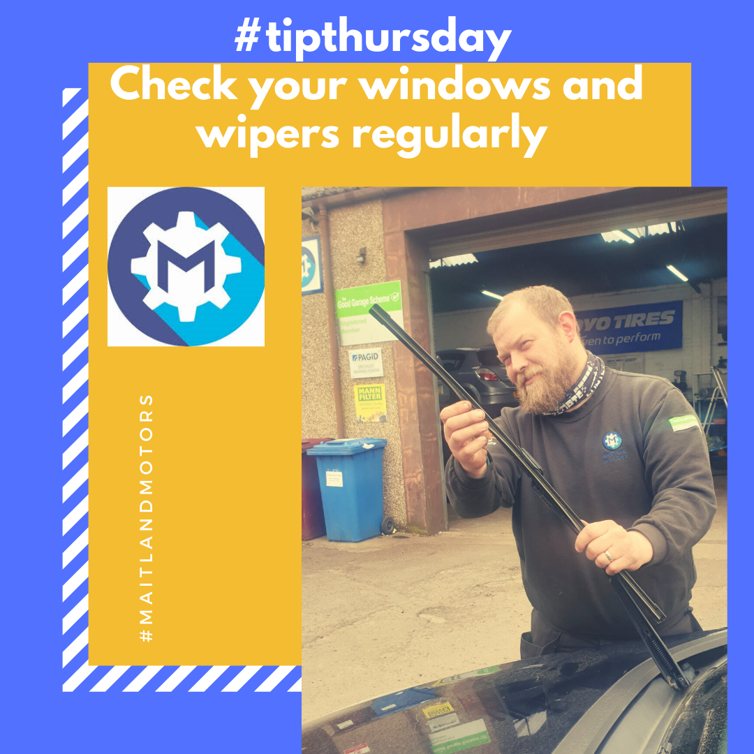 #tipthursday from Maitland Motors