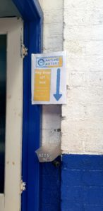 Key Drop Off Box to safety leave your keys with us.
