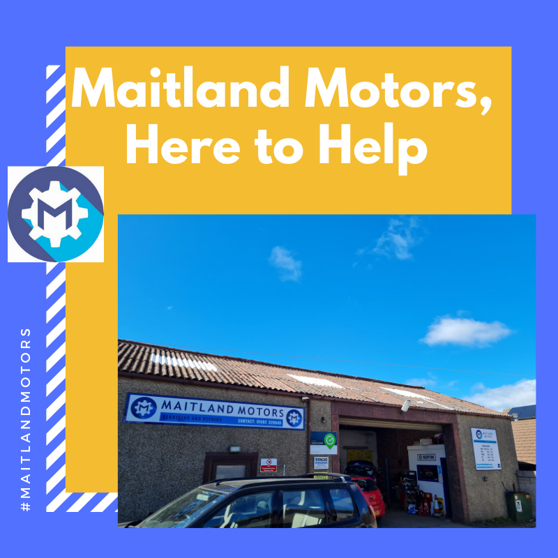 Maitland Motors, Here to Help